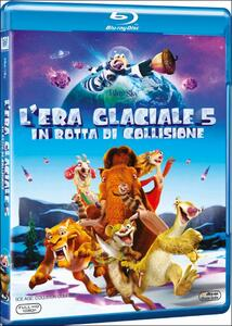 L' era glaciale 5. In rotta di collisione (Blu-ray) di Mike Thurmeier,Galen Tan Chu - Blu-ray