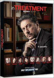 In Treatment. Stagione 2. Serie TV ita (7 DVD) di Saverio Costanzo - DVD