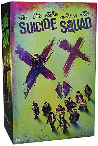 Suicide Squad. Con statua di Deadshot (Blu-ray + Blu-ray 3D)