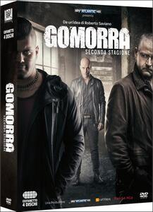 Gomorra. La serie. Stagione 2 (4 DVD) - DVD