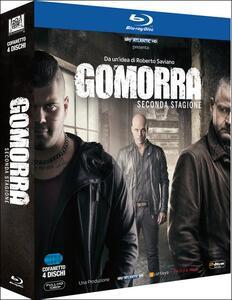 Gomorra. La serie. Stagione 2 (4 Blu-ray) - Blu-ray