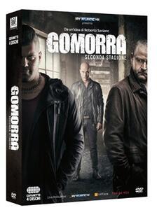 Gomorra la serie. Stagione 2. Stand Pack (4 DVD) - DVD