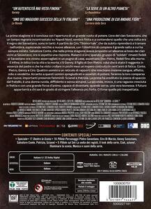 Gomorra la serie. Stagione 2. Stand Pack (4 DVD) - DVD - 2