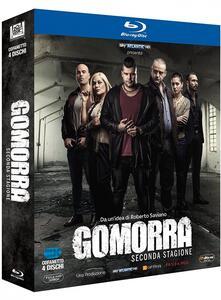 Gomorra la serie. Stagione 2. Alternative Sleeve (4 Blu-ray) - Blu-ray