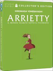 Film Arrietty. Collector's Edition (DVD + Blu-ray) Hiromasa Yonebayashi