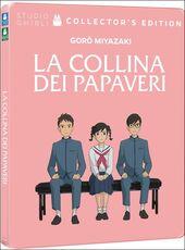 Film La collina dei papaveri. Collector's Edition (DVD + Blu-ray) Goro Miyazaki