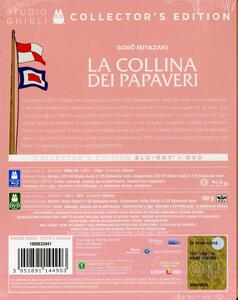 La collina dei papaveri. Collector's Edition (DVD + Blu-ray) di Goro Miyazaki - 2