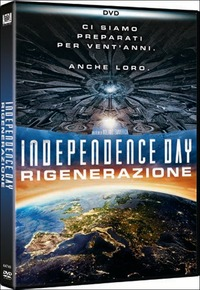 Cover Dvd Independence Day. Rigenerazione (DVD)
