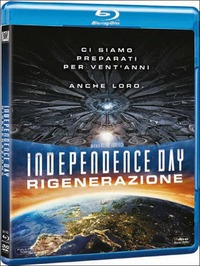 Cover Dvd Independence Day. Rigenerazione (Blu-ray)