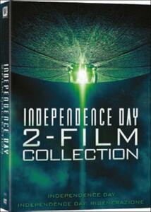 Independence Day. 2 Film Collection (2 DVD) di Roland Emmerich