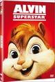 Cover Dvd Alvin Superstar