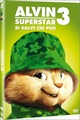 Cover Dvd Alvin Superstar 3 - Si salvi chi può!