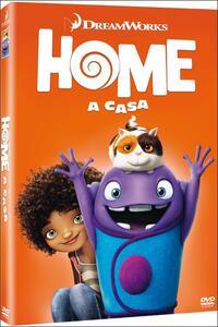 Home. A casa di Tim Johnson - DVD
