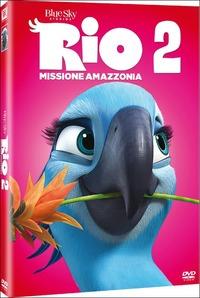 Cover Dvd Rio 2. Missione Amazzonia