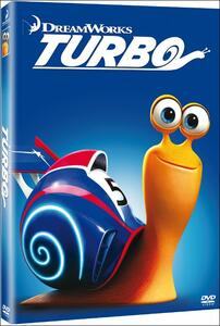 Turbo di David Soren - DVD