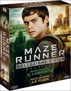 Maze Runner 1-2 (2 Blu-ray) di Wes Ball