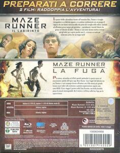 Maze Runner 1-2 (2 Blu-ray) di Wes Ball - 2