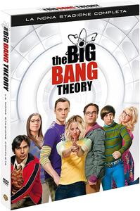 The Big Bang Theory. Stagione 9 (3 DVD) - DVD
