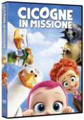 Film Cicogne in missione (DVD) Nicholas Stoller Doug Sweetland