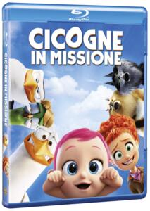 Film Cicogne in missione (Blu-ray) Nicholas Stoller Doug Sweetland
