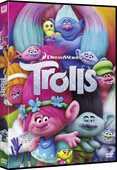 Film Trolls (DVD) Mike Mitchell Walt Dohrn