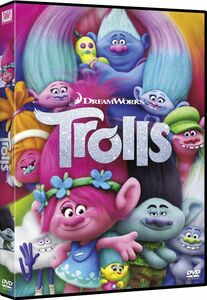 Film Trolls (DVD) Mike Mitchell , Walt Dohrn 0
