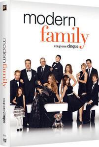 Modern Family. Stagione 5 (5 DVD) - DVD