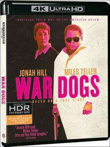 Trafficanti (Blu-ray + Blu-ray 4K Ultra HD) di Todd Phillips - Blu-ray + Blu-ray Ultra HD 4K