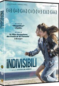 Film Indivisibili (DVD) Edoardo De Angelis