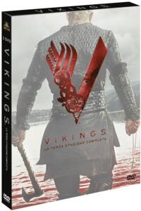 Vikings. Stagione 3. Serie TV ita (3 DVD) - DVD