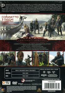 Vikings. Stagione 3. Serie TV ita (3 DVD) - DVD - 2