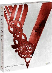Vikings. Stagione 3 (3 Blu-ray) - Blu-ray