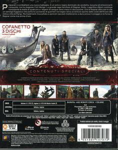 Vikings. Stagione 3 (3 Blu-ray) - Blu-ray - 2