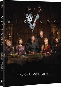 Vikings. Stagione 4. Vol. 1. Serie TV ita (3 DVD) - DVD