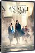 Film Animali fantastici e dove trovarli (DVD) David Yates
