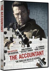 Film The Accountant (DVD) Gavin O'Connor