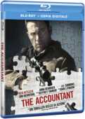 Film The Accountant (Blu-ray) Gavin O'Connor