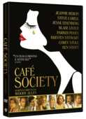 Film Café Society (DVD) Woody Allen