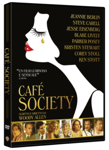 Film Café Society (DVD) Woody Allen 0