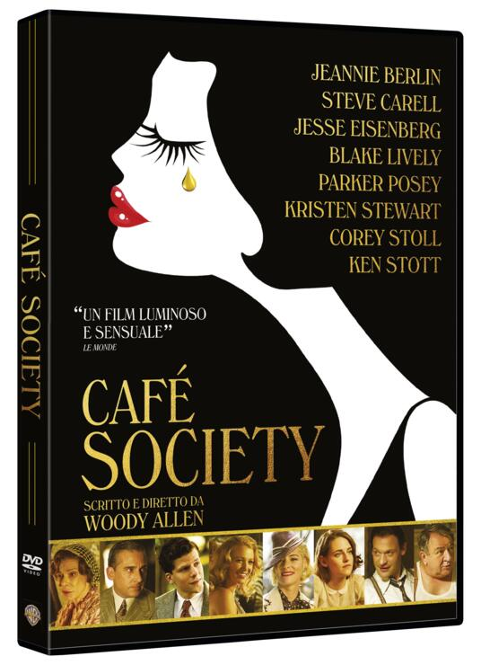 Café Society di Woody Allen - DVD