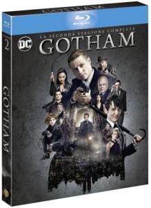Film Gotham. Stagione 2 (4 Blu-ray) T.J. Scott Danny Cannon Paul A. Edwards