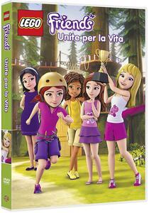 Lego Friends. Unite per la vita (DVD) - DVD