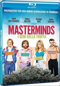 Film Masterminds. I geni della truffa Jared Hess