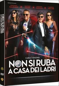 Non si ruba a casa dei ladri (DVD) di Carlo Vanzina - DVD