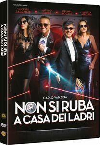 Film Non si ruba a casa dei ladri (DVD) Carlo Vanzina