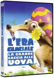 L' era glaciale. La grande caccia alle uova (DVD) di Ricardo Curtis,Steve Martino,Mike Thurmeier - DVD