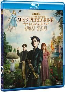 Miss Peregrine. La casa dei ragazzi speciali (Blu-ray) di Tim Burton - Blu-ray