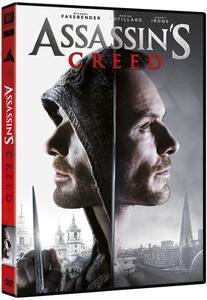 Assassin's Creed (DVD) di Justin Kurzel - DVD