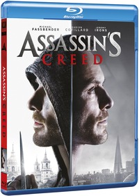 Cover Dvd Assassin's Creed (Blu-ray)