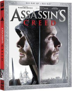 Film Assassin's Creed (Blu-ray 3D) Justin Kurzel 0